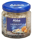 ABBA Traditional Marinade Herring (inlagd sill)   Best before 09/05/17. A cool pack is highly recommended for shipping.