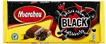 Marabou milk choc w/salty licorice (Mjölkchoklad med saltlakrits) 180 gram. Coolpack higly recommended June to August