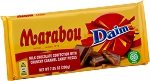 Marabou Milk Chocolate Bar with Daim