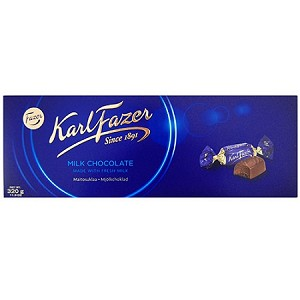 "Karl Fazer ""Blue"" Milk Chocolate box (320 gr)"
