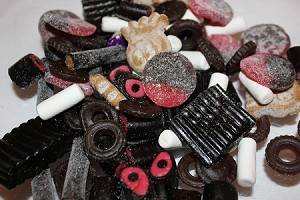 Mix & Match - licorice